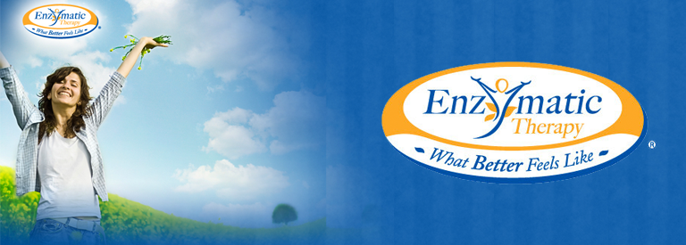 enzymatic therapy banner