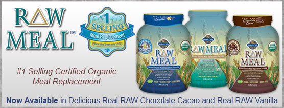 raw meal banner