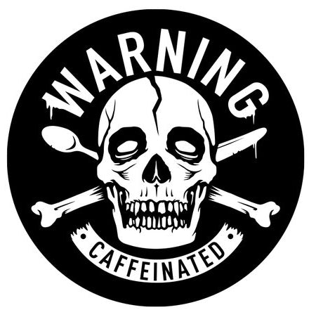 warning: caffeine