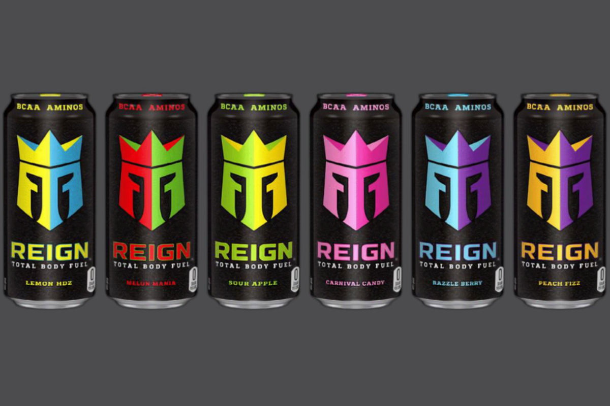 New Monster Energy Drink Reign vs Bang Energy