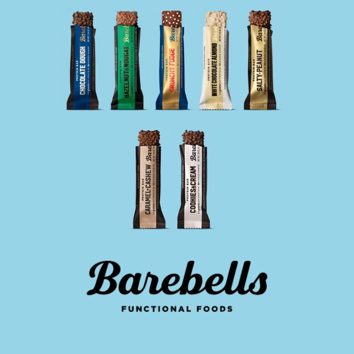 Barebells Protein Bar Review