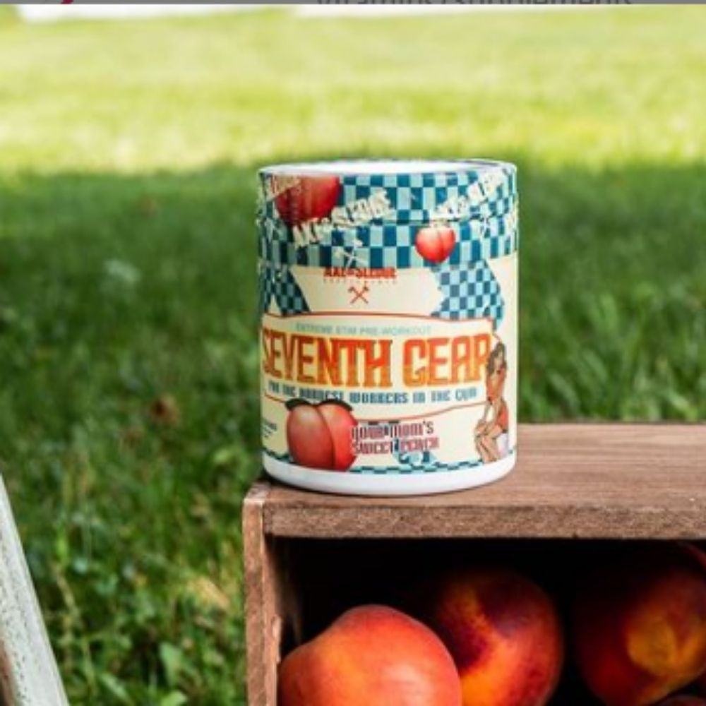 Seventh Gear Your Moms Sweet Peach