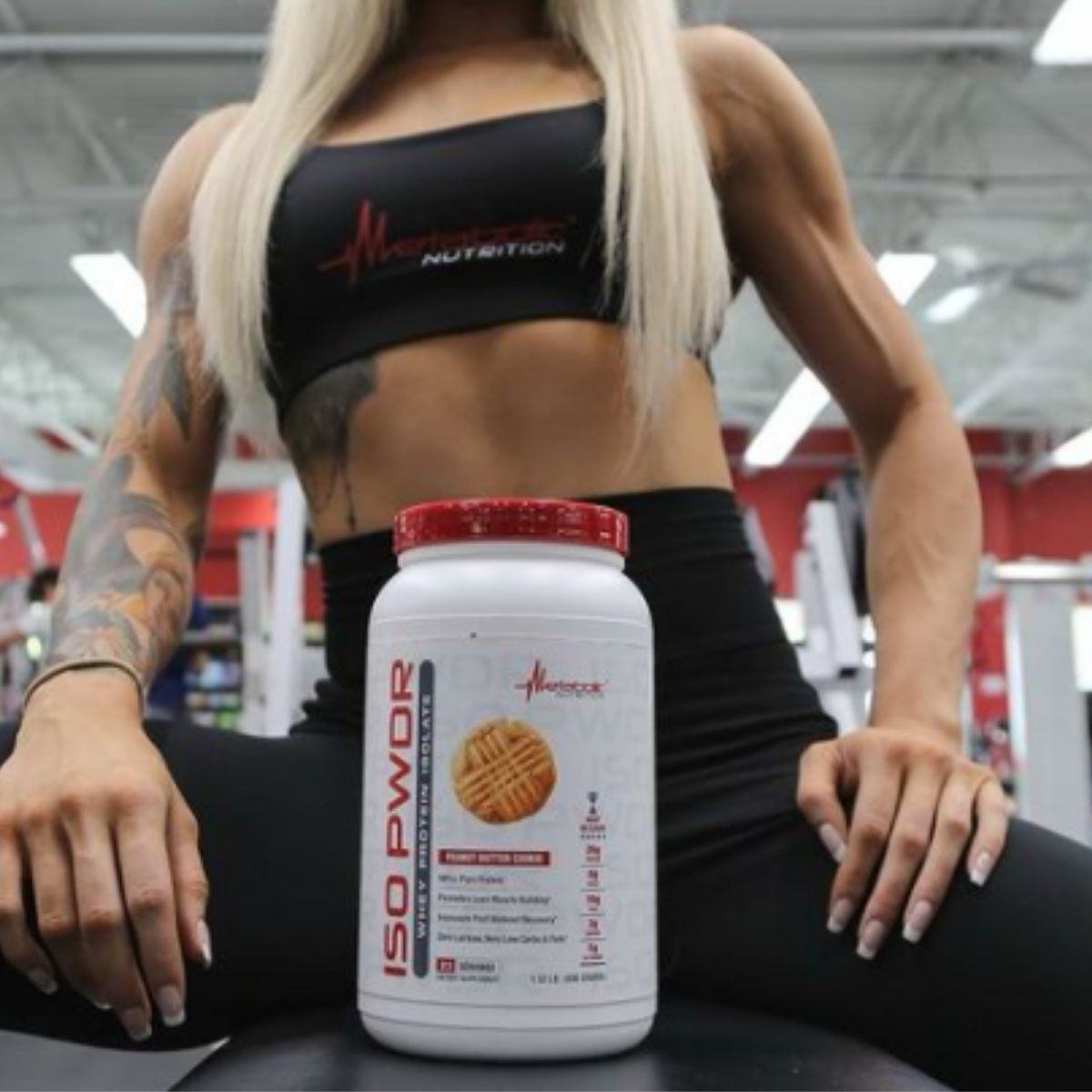 Metabolic Nutrition ISO POWDR