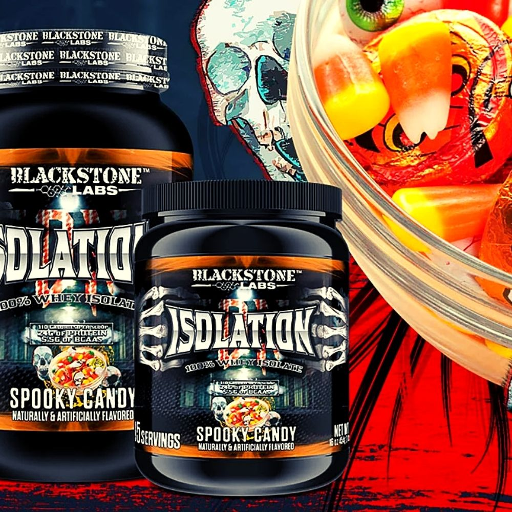 Blackstone Labs Isolation Spooky Candy