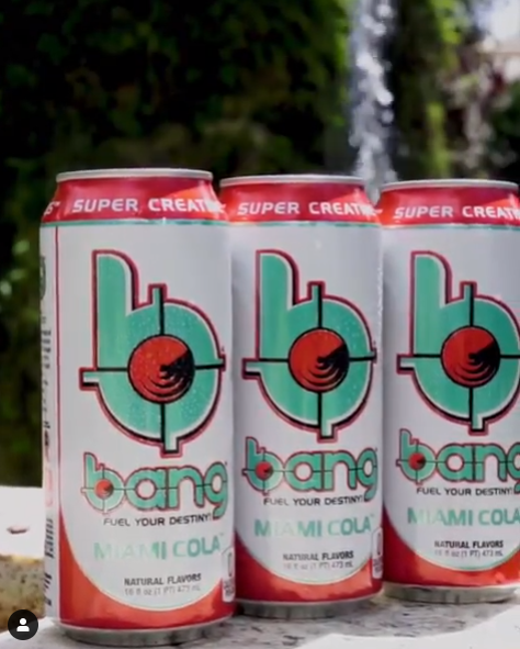 Miami Cola Bang