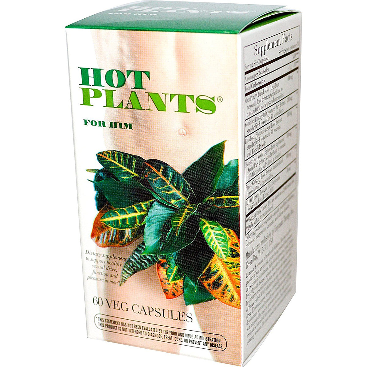 Enzymatic Therapy Hot Plants