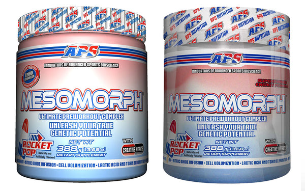 APS Nutrition Mesomorph with DMAA