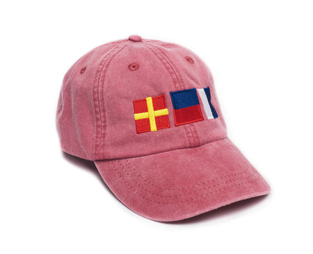 Nautical Flag Signal Hat - Red