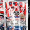 Exciting Collab Between 'Merica Labz & Protein Puffs - Special New Flavor
