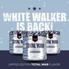 White Walker Special Edition Total War Flavor is Back from Redcon1