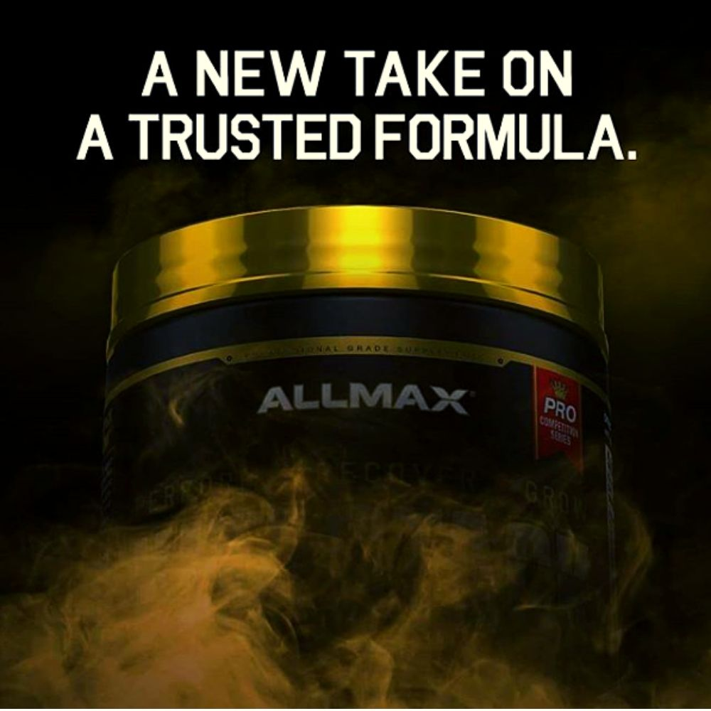 Allmax Rolling Out New & Improved Version of Allmax VitaStack?