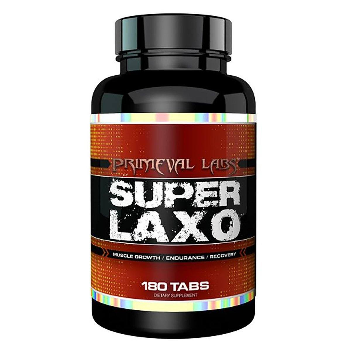 Primeval Labs Super Laxo 180 Caps Sport Performance / Recovery Primeval Labs  (1059216752683)