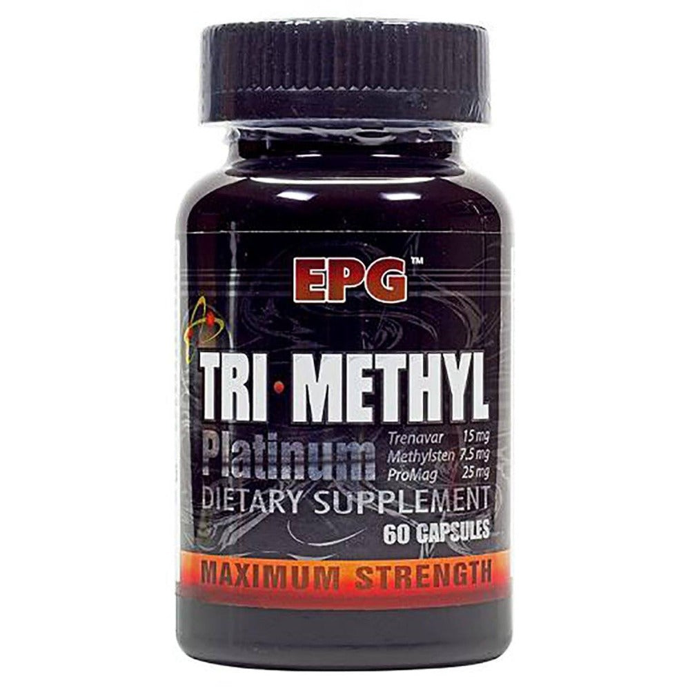 EPG Tri-Methyl Platinum 60 Caps Discontinued EPG  (1059071754283)