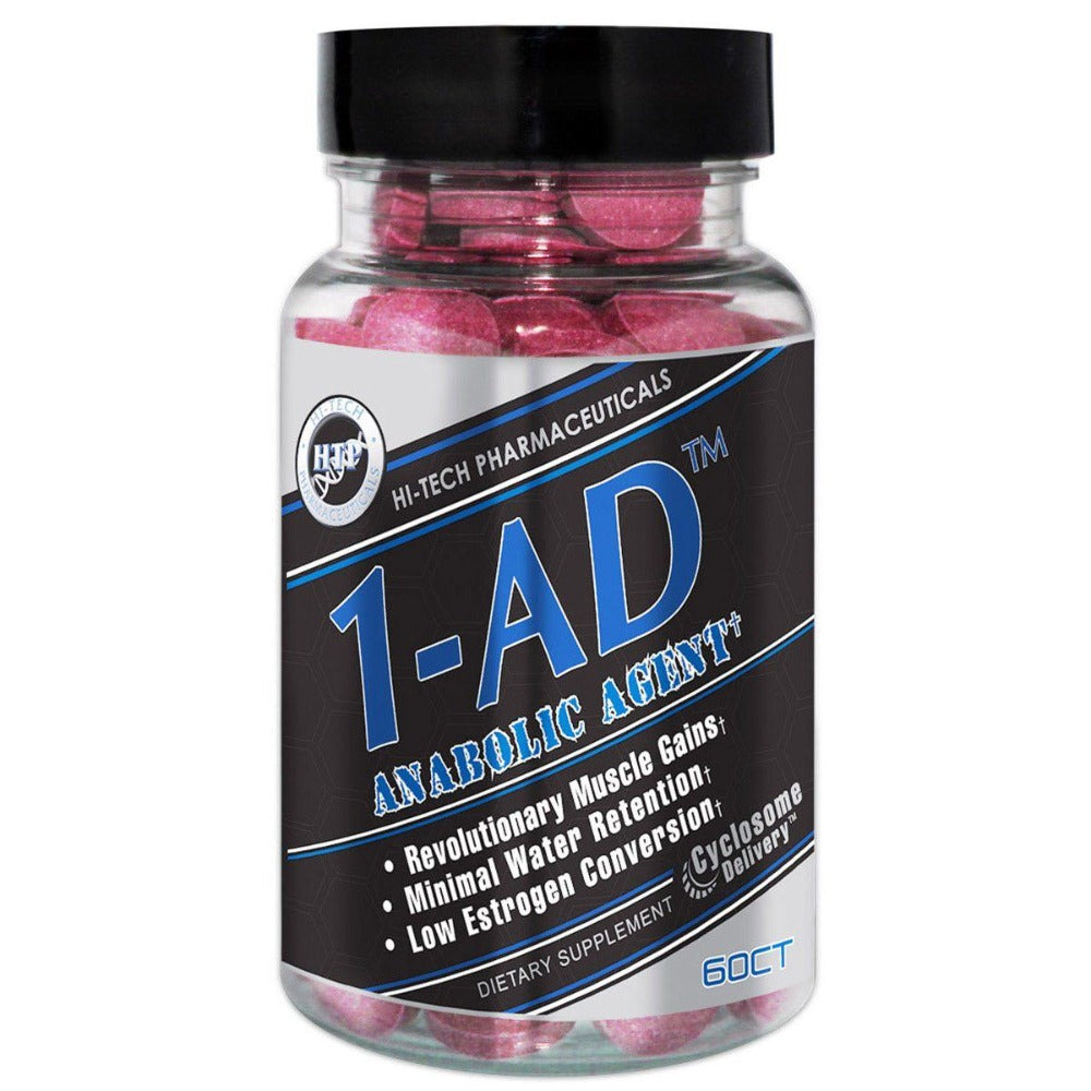 1 Ad Prohormone 1 Andro From Hi Tech Pharmaceuticals