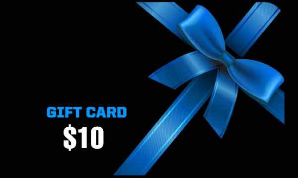 Electronic Gift Cards My Supplement Store $10.00  (1260755681323)