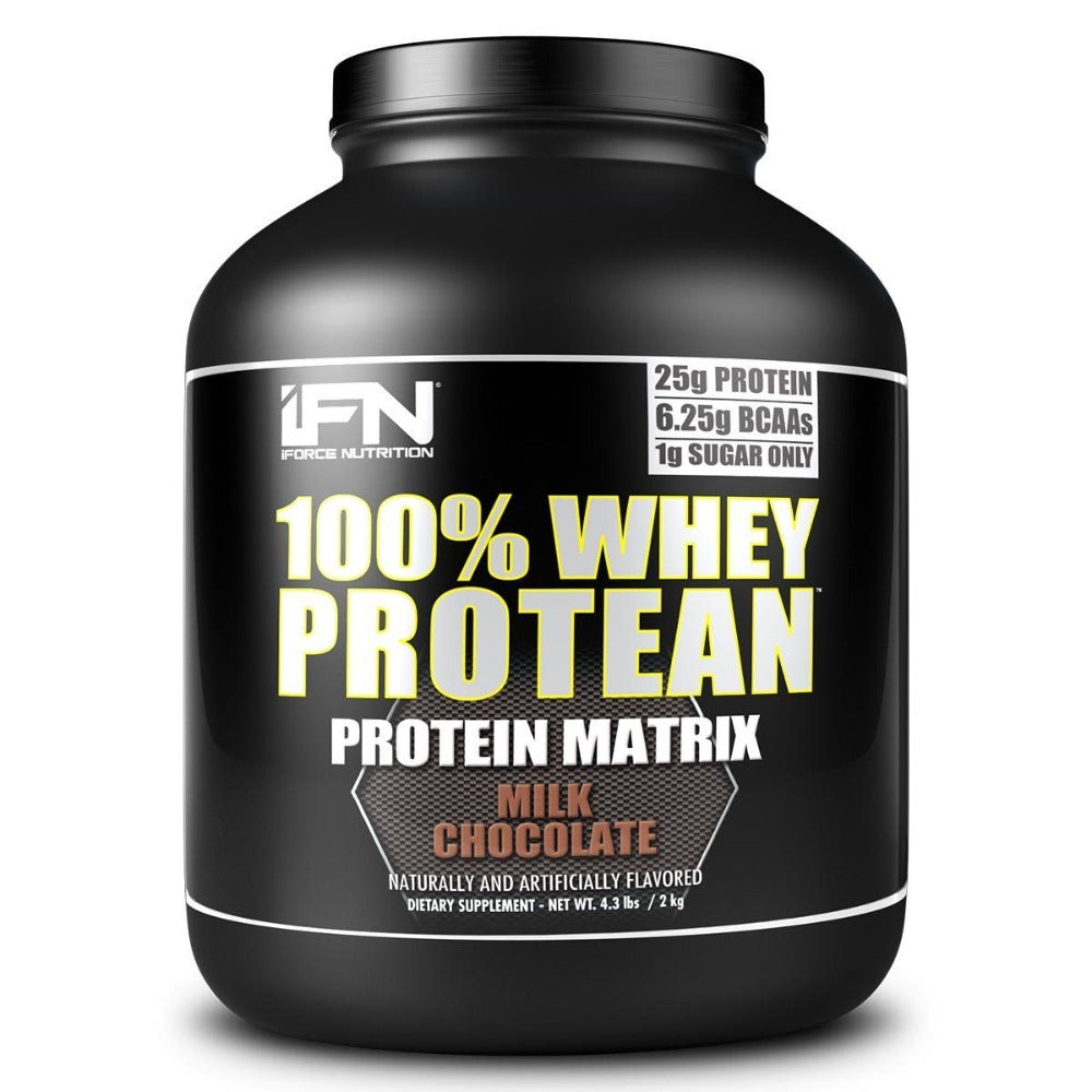 Protean 4.3 Lbs | iFORCE Whey Protein Protein IFORCE  (1058948874283)