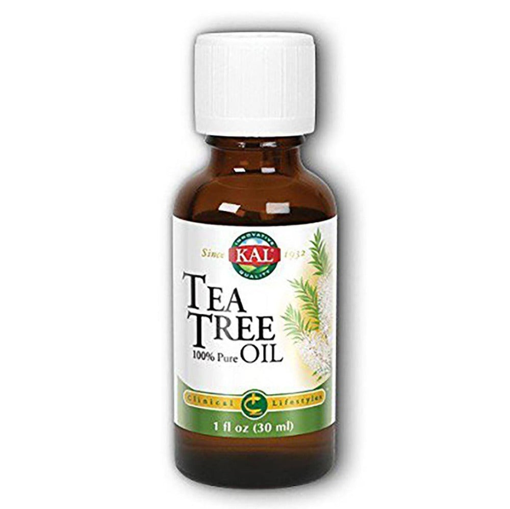 Kal 100% Pure Tea Tree Oil 1 fl oz Personal Care Kal  (1058010628139)
