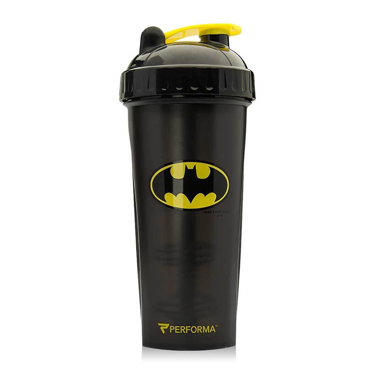 Batman Shaker Bottle 28oz Fitness Accessories and Apparel PerfectShaker  (1059263348779)