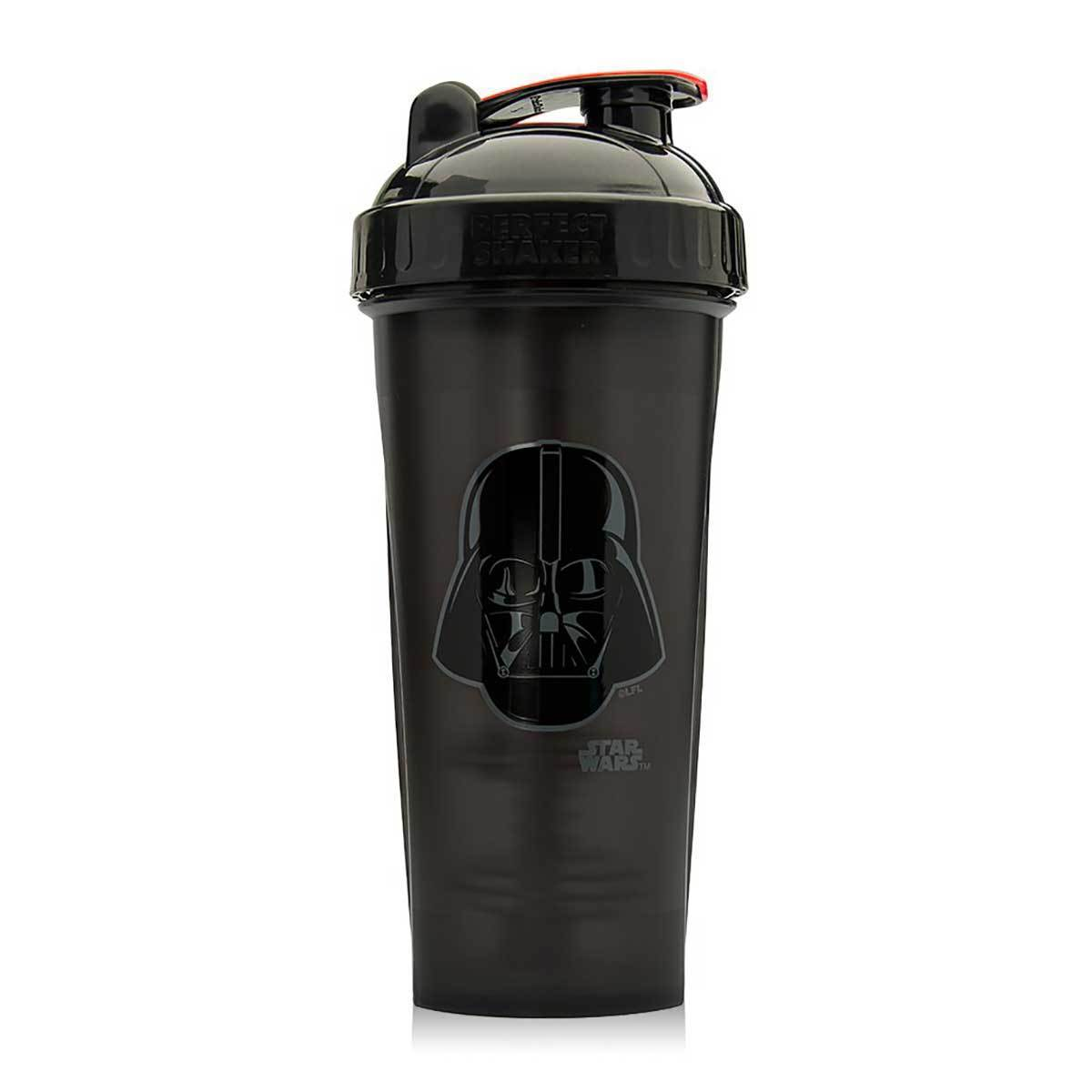 Star Wars Darth Vader Shaker Bottle 28oz Fitness Accessories and Apparel PerfectShaker  (1059312893995)