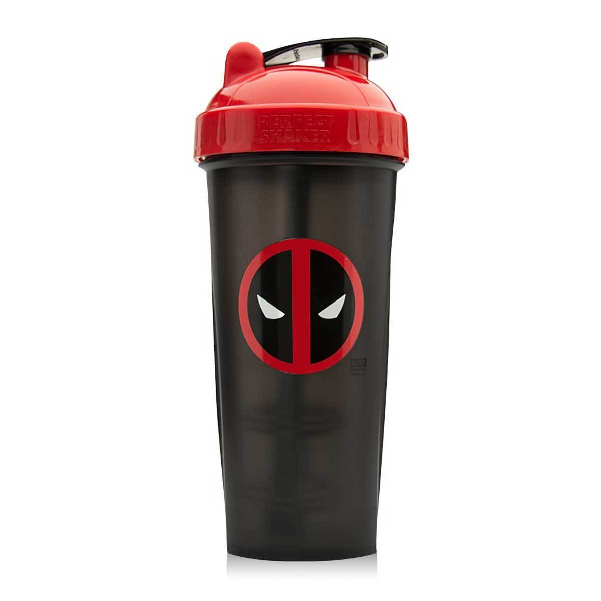 Dead Pool Shaker Bottle 28oz Fitness Accessories and Apparel PerfectShaker  (1059261546539)