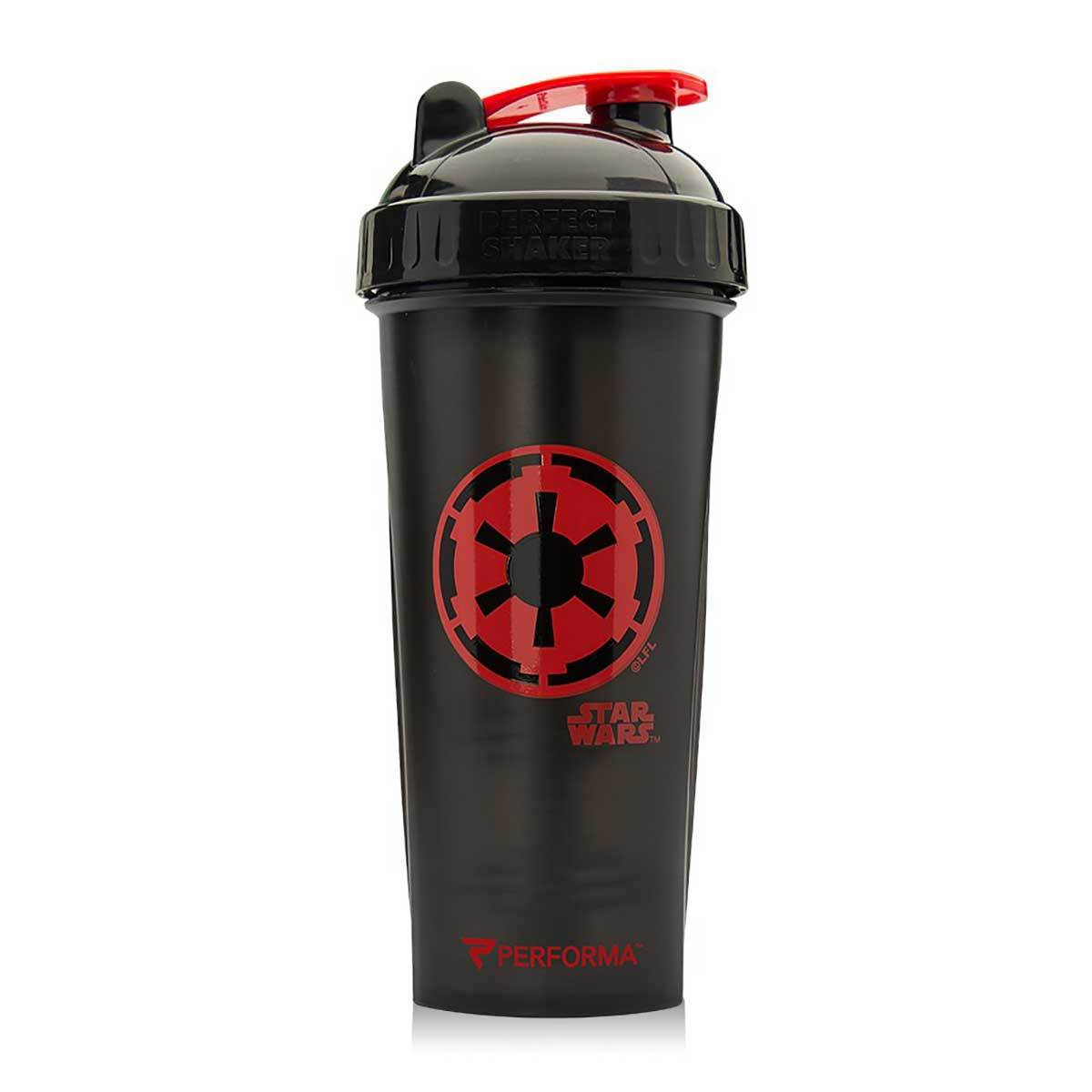 Star Wars Galactic Empire Shaker Bottle 28oz Fitness Accessories and Apparel PerfectShaker  (1059313352747)
