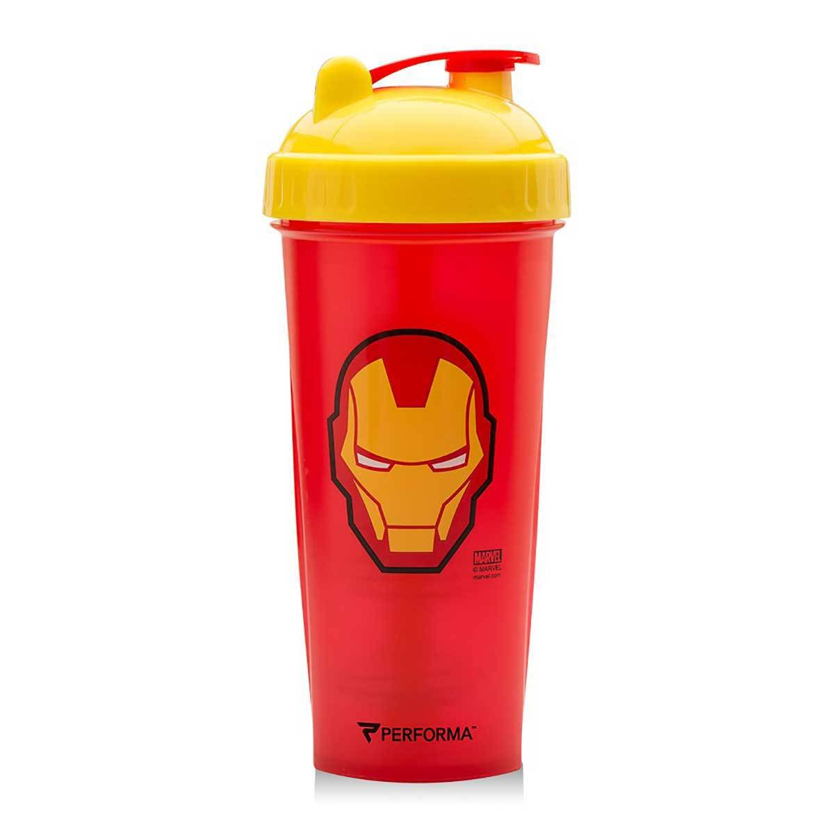 Ironman Shaker Bottle 28oz Fitness Accessories and Apparel PerfectShaker  (1059299688491)