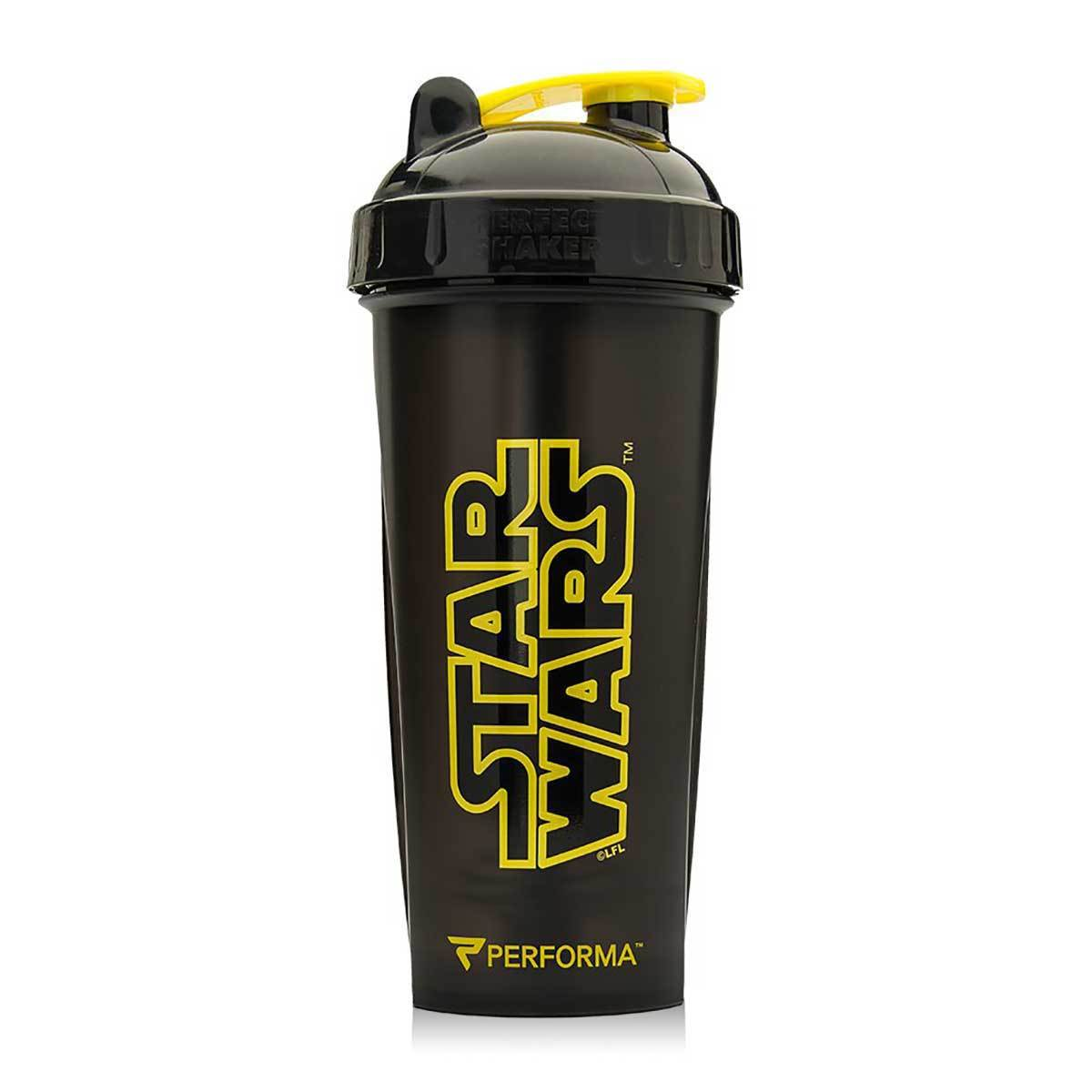 Star Wars Shaker Bottle 28oz Fitness Accessories and Apparel PerfectShaker  (1059313713195)