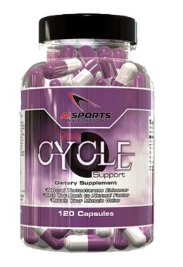 AI Sports Nutrition Post Cycle Support 120 Caps Testosterone Boosters AI Sports Nutrition  (1058151694379)