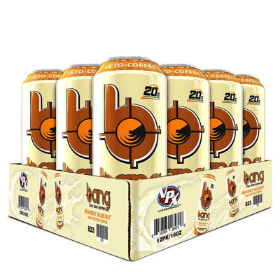 VPX Bang RTD 12/Case Diet/Energy VPX Heavenly Hazelnut  (1058943205419)