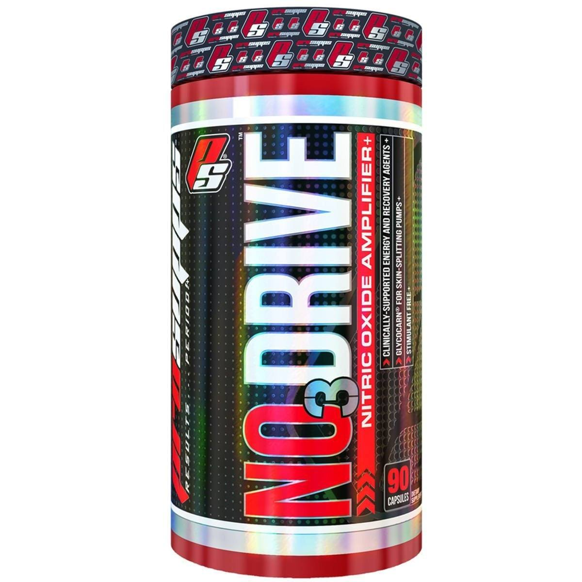 Pro Supps NO3 Drive 90 Caps Pre-workout Pro Supps  (1058950119467)