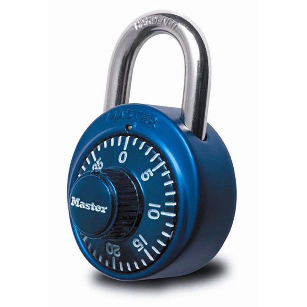 Master Lock Fusion Combination Lock Model #1530DCM Fitness Accessories and Apparel Master Lock  (1059179331627)