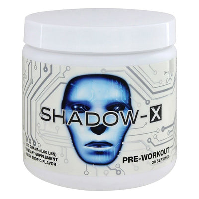 Cobra Labs Shadow-X 30 Servings Pre-workout Cobra Labs Neon Tropic  (1059253190699)