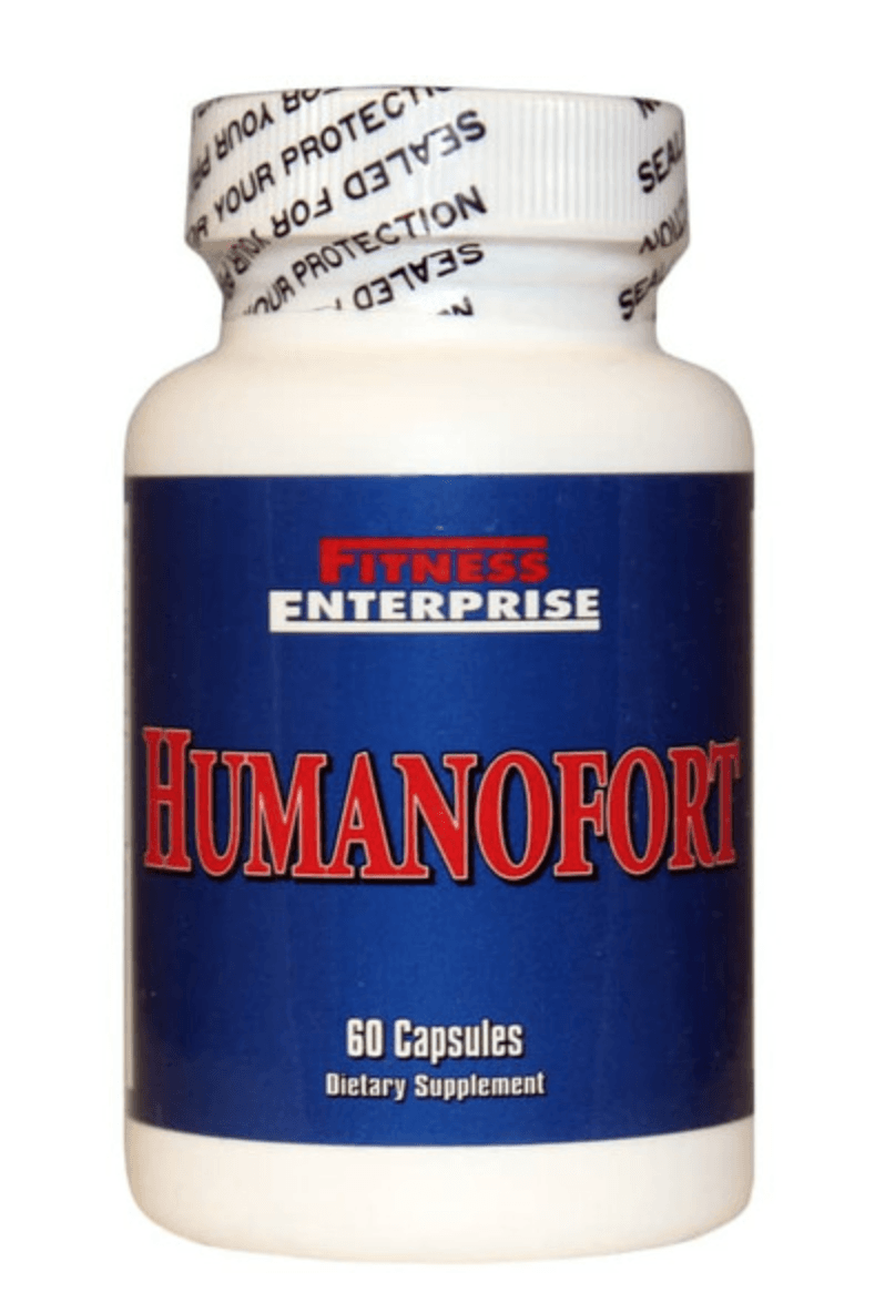 FE HUMANOFORT 100MG 60C Store Stock Only Fitness Enterprise  (4490798825537)