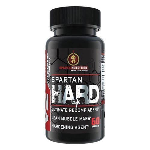 SPARTA SPARTAN HARD V2 60C Prohormones, Andro & Support My Supplement Store  (1059315056683)