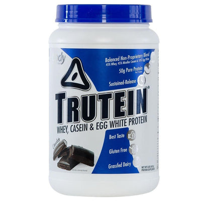 Body Nutrition Trutein 2 Lbs Protein Body Nutrition Chocolate  (1058634203179)