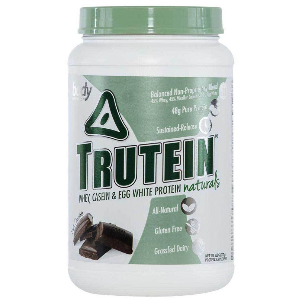 Body Nutrition Trutein Naturals 2 Lbs Protein Body Nutrition  (1059233726507)