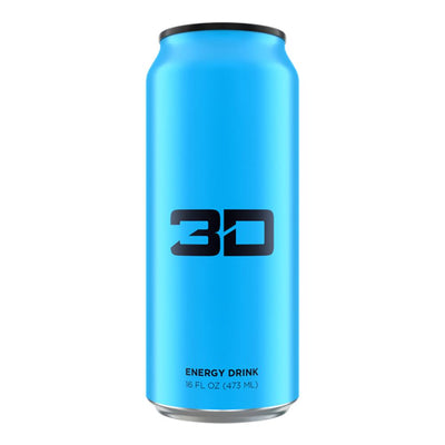 3D ENERGY DRINK 12/CASE Drinks UP ENERGY BLUE  (1613762002987)