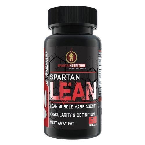 SPARTA SPARTAN LEAN V2 60C Prohormones, Andro & Support My Supplement Store  (1059314597931)