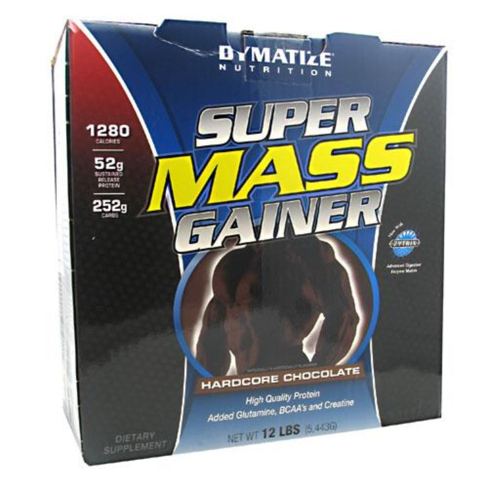 Dymatize Nutrition Super Mass Gainer Protein Dymatize  (1058535997483)