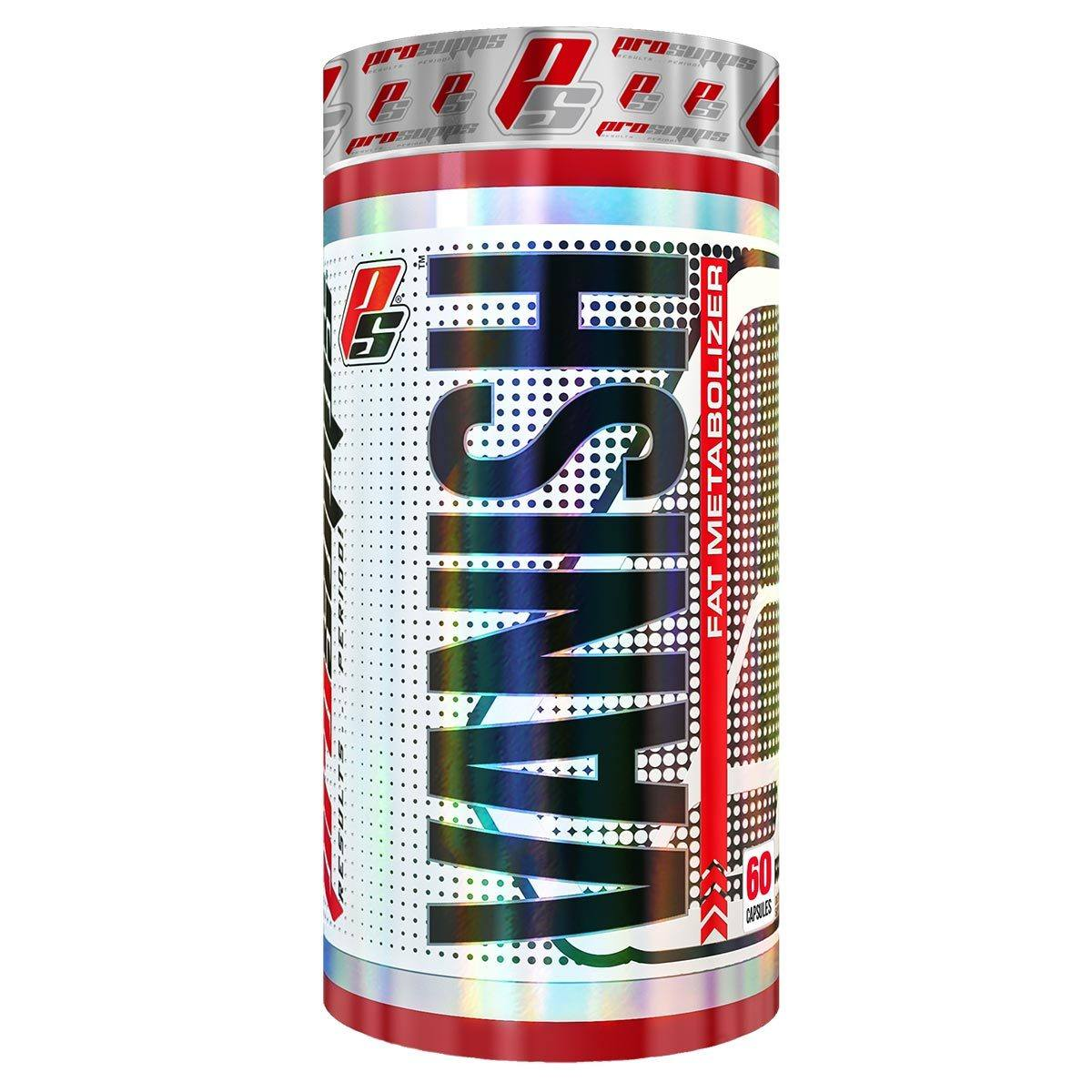 Pro Supps Vanish 60 Caps Diet/Energy Pro Supps  (1058842050603)