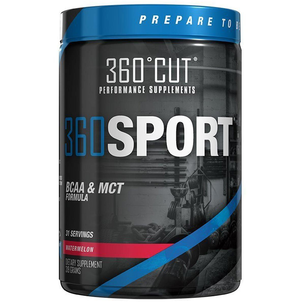 360Cut 360Sport 31 Servings Amino Acids 360Cut  (1059169894443)