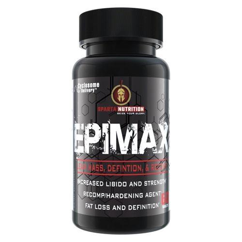 SPARTA EPIMAX 60T Testosterone Boosters My Supplement Store  (1059316793387)