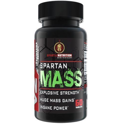 SPARTA SPARTAN MASS V2 60C Prohormones, Andro & Support My Supplement Store  (1059314892843)