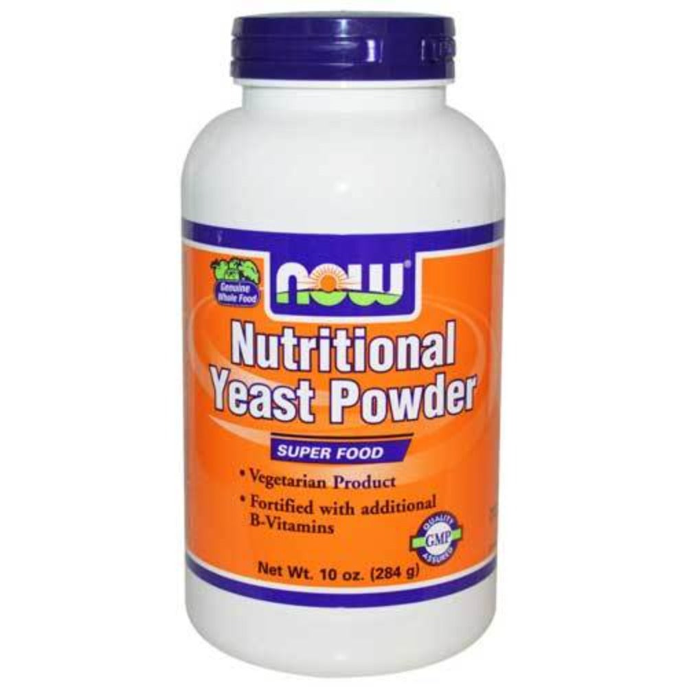 Now Foods Nutritional Yeast Pwd 10 Oz Foods & Snacks Now Foods  (1059148333099)
