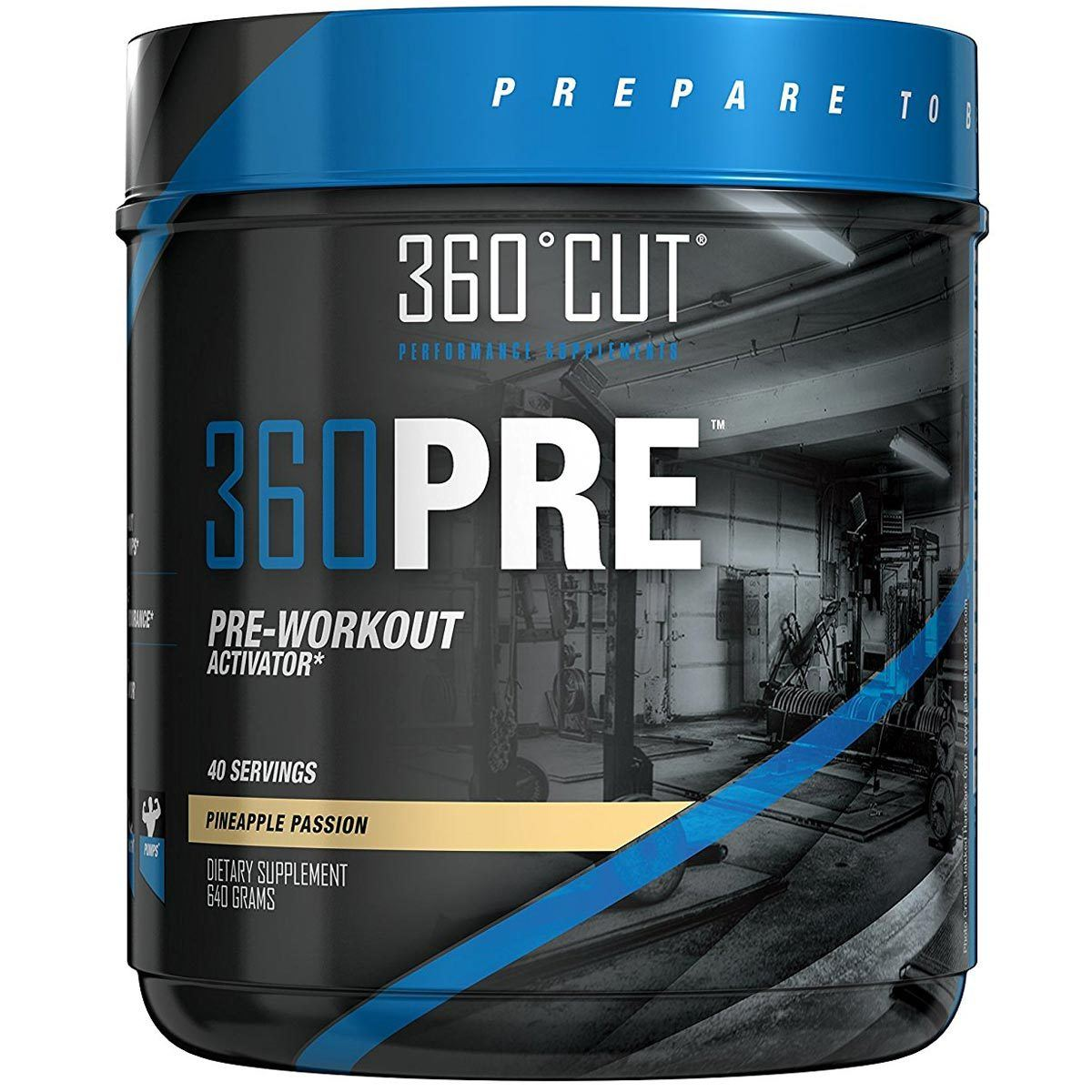 360Cut 360Pre 40 Servings Pre-workout 360Cut  (1059169501227)