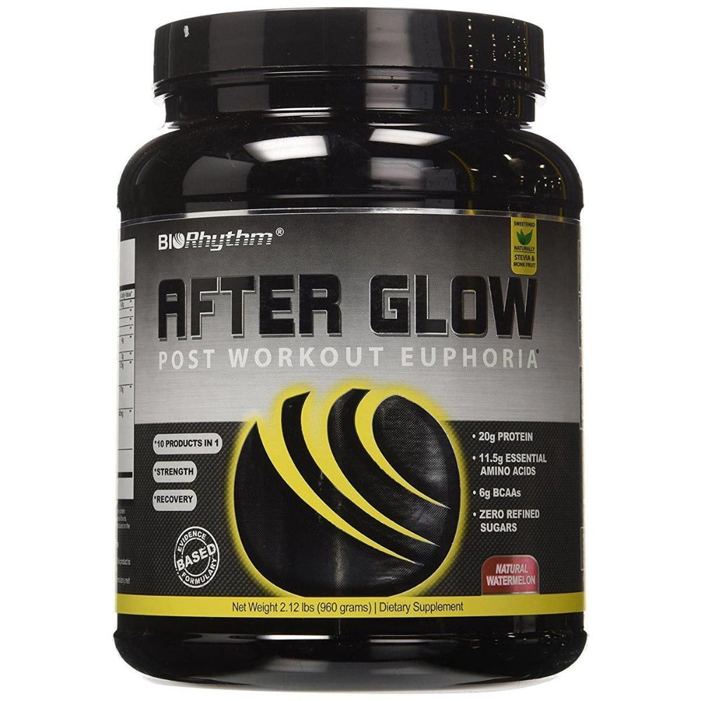 BioRhythm After Glow 16 Servings Protein BioRhythm  (1059193421867)