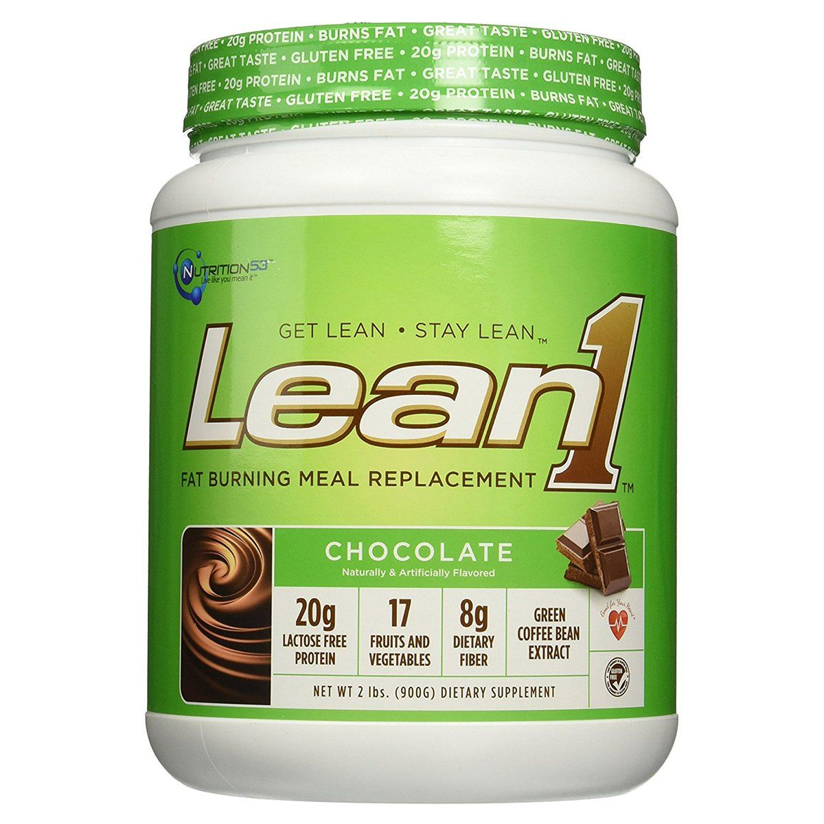 Nutrition 53 Lean1 32.8 oz Protein Nutrition 53  (1058998648875)