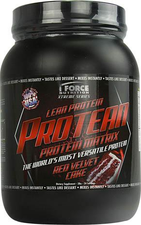 IFORCE Protean 2 Lbs Protein IFORCE Vanilla Cupcake Batter  (1058739716139)