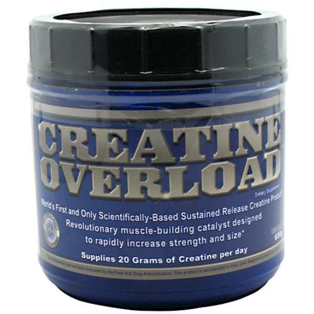 Hi-Tech Pharmaceuticals Creatine Overload 600 Grams Hi-Tech Pharmaceuticals  (1058971811883)