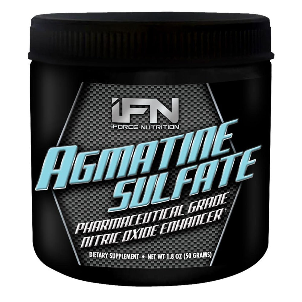 Agmatine Sulfate 50 Grams by iFORCE Sport Performance / Recovery IFORCE  (1058858532907)